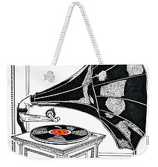The Real Caruso Weekender Tote Bag