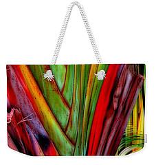 The Red Jungle Weekender Tote Bag