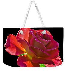 The Red One Weekender Tote Bag