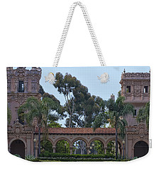 The Reflection Pool Weekender Tote Bag