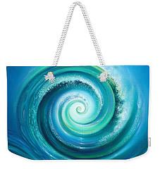The Return Wave Weekender Tote Bag