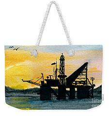 The Rig Weekender Tote Bag