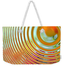 The Ripple Effect Weekender Tote Bag