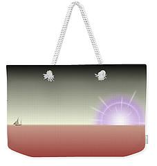 The Rising Weekender Tote Bag by Tim Allen