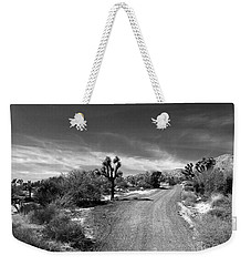 The Road Weekender Tote Bag by Angela J Wright