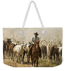 The Road Home 2013 Weekender Tote Bag by Joan Davis