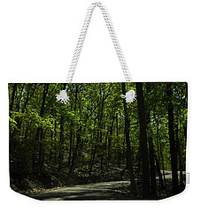 The Roads Of Alabama Weekender Tote Bag
