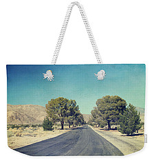 The Roads We Travel Weekender Tote Bag