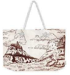 The Rocks Weekender Tote Bag
