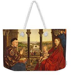 The Rolin Madonna Weekender Tote Bag