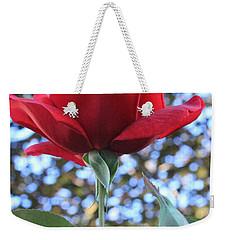 The Rose And Bud Weekender Tote Bag
