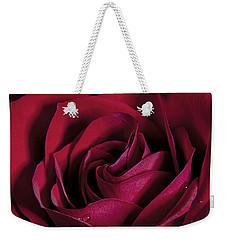The Rose Weekender Tote Bag by James Roemmling