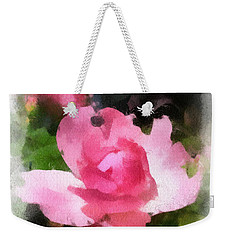 The Rose Weekender Tote Bag by Kerri Farley