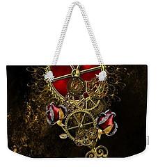 The Royal Key Weekender Tote Bag