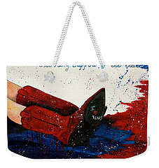 The Ruby Slippers Of The South Weekender Tote Bag