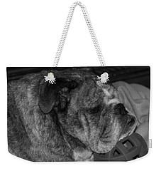 The Sacred Ballie Weekender Tote Bag