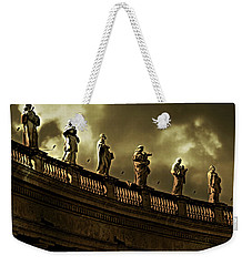 The Saints  Weekender Tote Bag by Micki Findlay