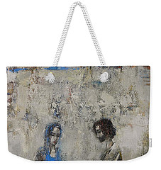 The Samaritan Woman At The Well Weekender Tote Bag