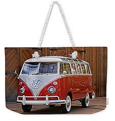 The Samba Weekender Tote Bag