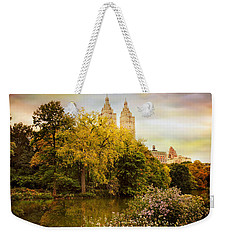 Weekender Tote Bag featuring the photograph The San Remo by Jessica Jenney