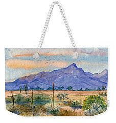 The San Tans Weekender Tote Bag