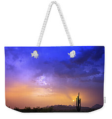 The Scent Of Rain Weekender Tote Bag