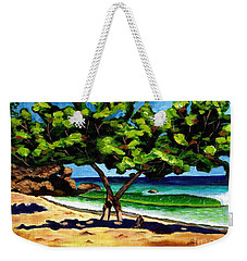 The Sea-grape Tree Weekender Tote Bag