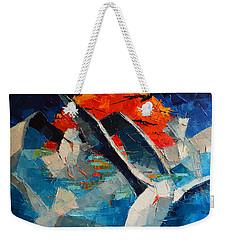 The Seagulls 2 Weekender Tote Bag