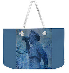 The Seaman In Blue Weekender Tote Bag