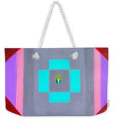 The Seed Weekender Tote Bag by Lorna Maza