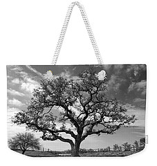 The Sentinel Bw Weekender Tote Bag