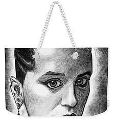 The Serbian Girl Weekender Tote Bag