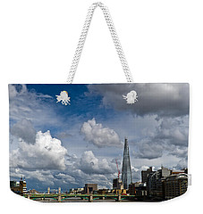 The Shard At Southwark Weekender Tote Bag