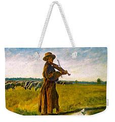 The Shepherd Weekender Tote Bag
