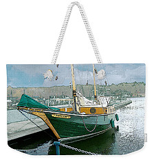 The Shiloh Weekender Tote Bag