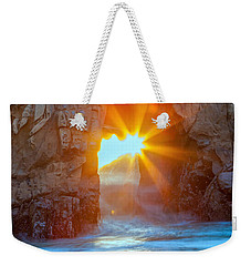 The Shining Star Weekender Tote Bag