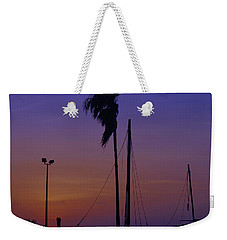 Weekender Tote Bag featuring the photograph The Ship by Leticia Latocki
