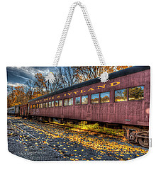 The Siding Weekender Tote Bag
