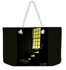 The Silent Room Weekender Tote Bag
