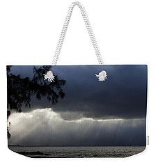 The Silver Lining Weekender Tote Bag