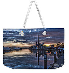 The Sky Is Crying Weekender Tote Bag