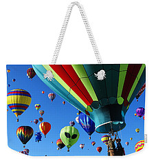 The Sky Is Full Weekender Tote Bag