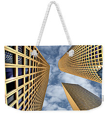 The Sky Is The Limit Weekender Tote Bag by Ron Shoshani