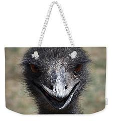 The Smile Weekender Tote Bag