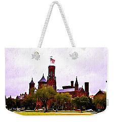 The Smithsonian Weekender Tote Bag
