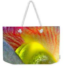 The Snapdragon - Flower Weekender Tote Bag
