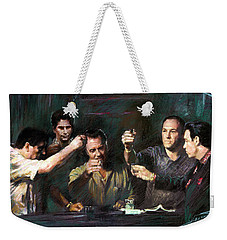 The Sopranos Weekender Tote Bag