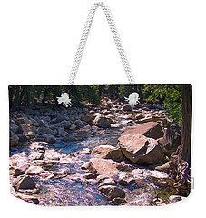 Weekender Tote Bag featuring the photograph The Sound Of Silence by Dany Lison