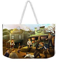 The Sourdough Saloon Weekender Tote Bag