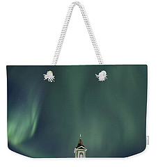 The Spirit Of Iceland Weekender Tote Bag